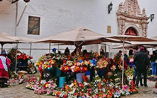 top-ten-things-to-do-cuenca-ecuador-featured-image-flower-market