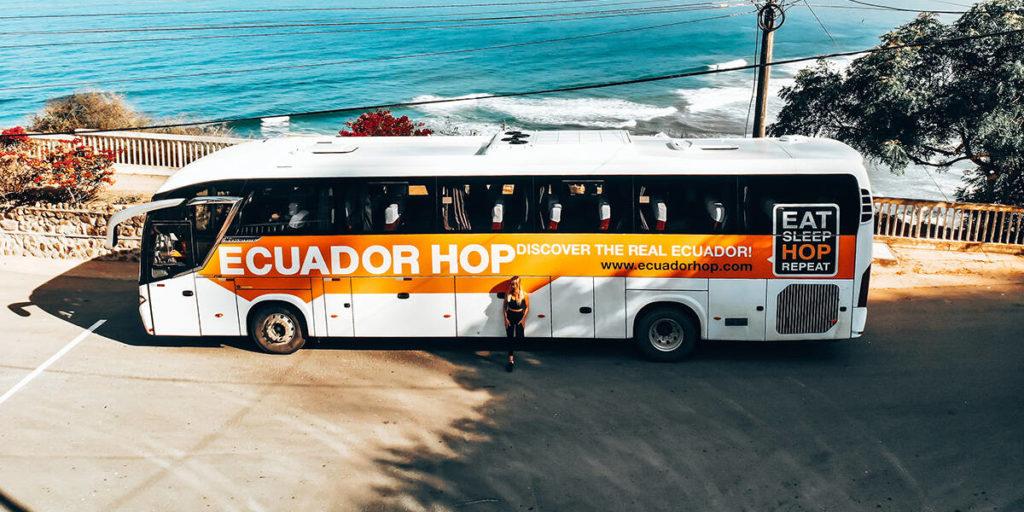 ecuador hop bus