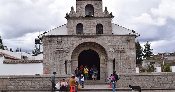 church - riobamba - ecuador