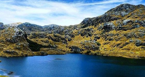 El Cajas National Park - Cuenca Ecuador
