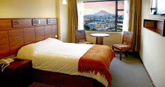 Where to stay in Riobamba - Zeus Hotel