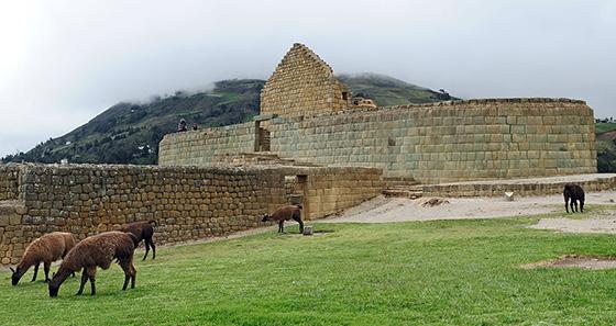 Ingapirca - Cuenca Ecuador