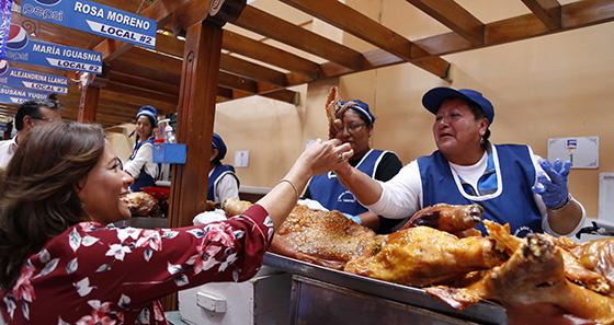 suco - riobamba - mercado