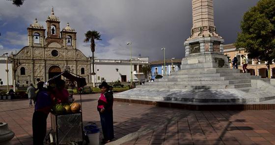 maldonado park - riobamba