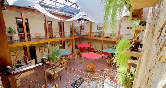 pepes house - onde ficar - Cuenca Ecuador
