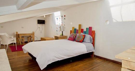 pepes house - où dormir - Cuenca Équateur