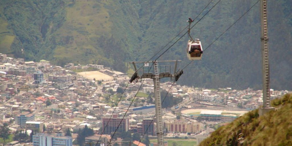 cable car quito