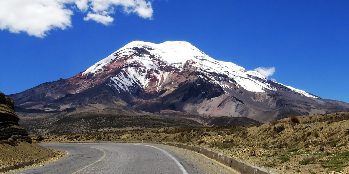 cotopaxi from the road