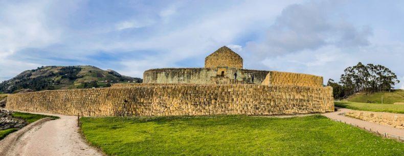 inca ruins temple of the sun